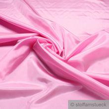Polyester Futter Taft rosa