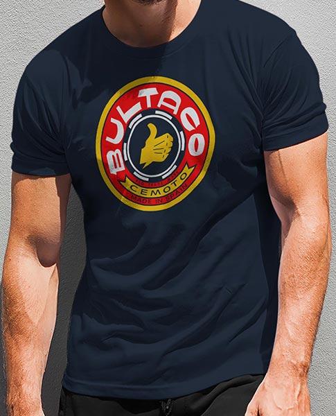 "T-Shirt ""Bultaco"""