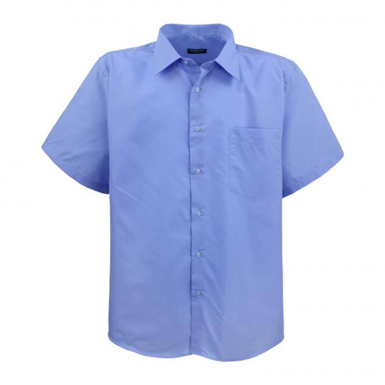 Lavecchia Übergrößen Herren Freizeit Business Hemd kurzarm Nr. 19-02