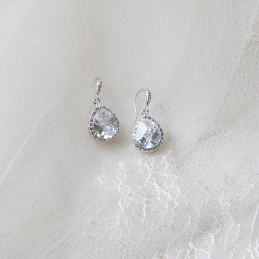 Ohrringe The Silver Drops