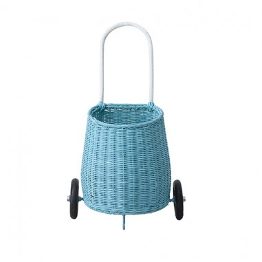 Luggy Basket in Blau
