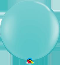 Riesenluftballon in Carribean Blue, 90cm