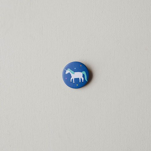 Button Einhorn