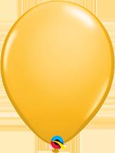 Luftballon 28cm in Goldenrod