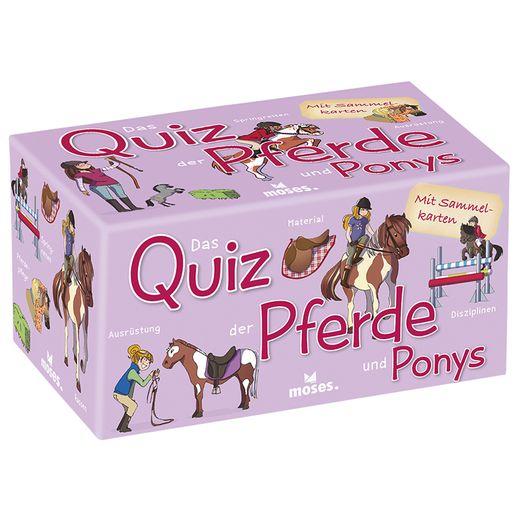 Das Quiz der Pferde