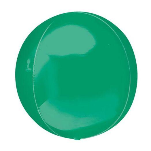 Metallic Kugel Grün