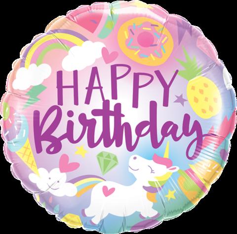 Happy Birthday Einhorn