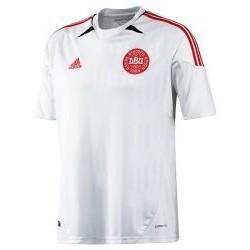 adidas DÄNEMARK Trikot Away 2012 / 2013