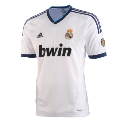 adidas REAL MADRID Trikot Home Herren 2012 / 2013