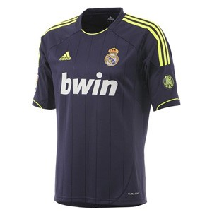 adidas REAL MADRID Trikot Away Herren 2012 / 2013