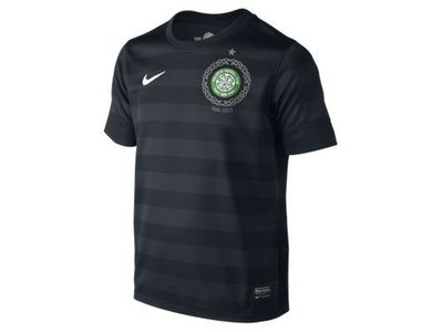 nike CELTIC GLASGOW Trikot Away Kinder 2012 / 2013