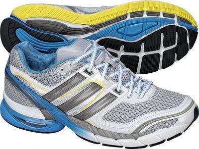 adidas ADISTAR Salvation 2W weiß-blau