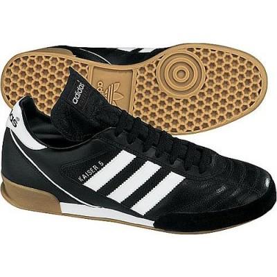 Schwarz Adidas Kaiser Hallenschuh Indoor Goal YfI6gyv7b
