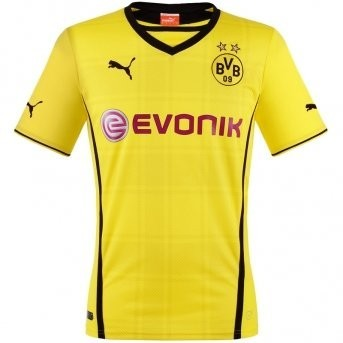 puma BORUSSIA DORTMUND Trikot Home Authentic 2013 / 2014