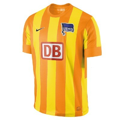 nike HERTHA BSC BERLIN Trikot Away Kinder 2013 / 2014