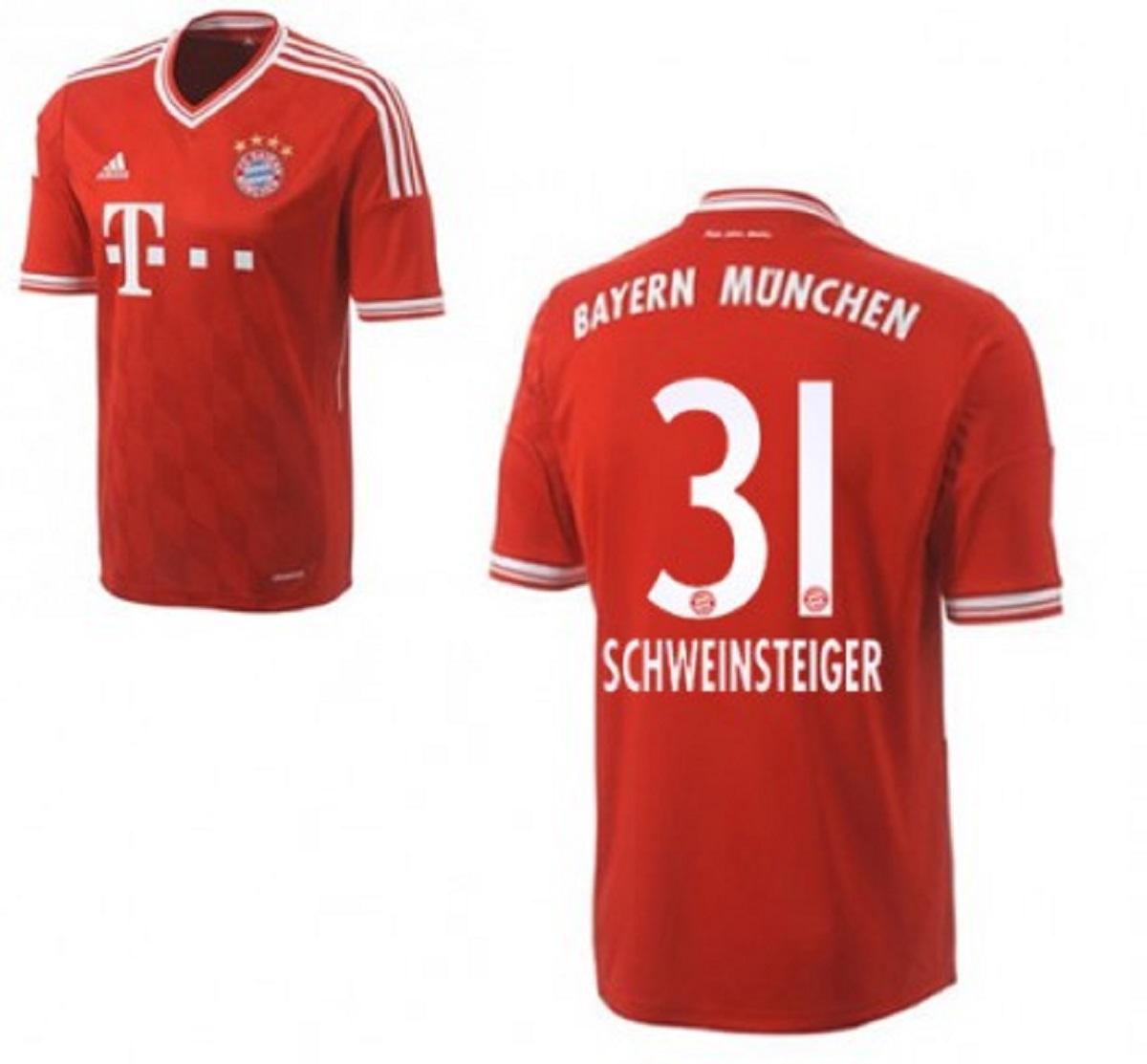 Champions Fc Finale Adidas League Wembley Schweinsteiger 31 Bayern 2013 Trikot München dtQrCsh