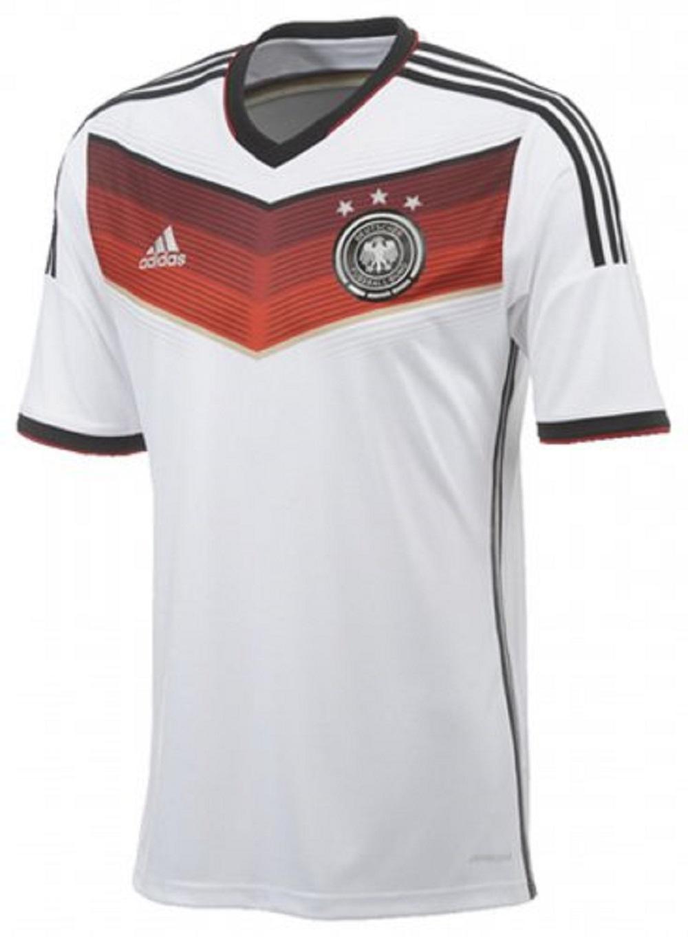 adidas dfb deutschland trikot home kinder wm 2014 fantrikots fanshop nationalmannschaften. Black Bedroom Furniture Sets. Home Design Ideas
