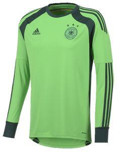 adidas DFB DEUTSCHLAND Trikot Torwart 2014 / 2015 – Bild 1
