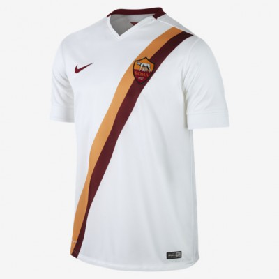 nike AS ROMA Trikot Away Herren 2014 / 2015