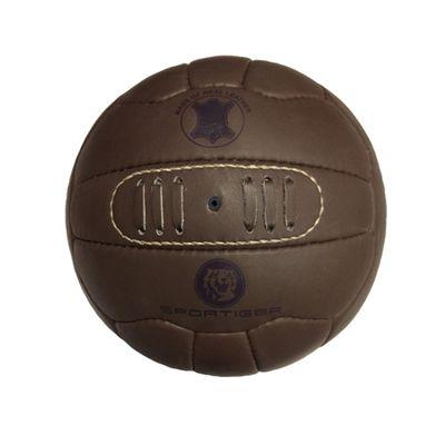 "Fussball ""BERN 1954"" Retroball Nostalgieball - Echt Leder – Bild 2"