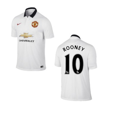 nike MANCHESTER UNITED Trikot Away Kinder 2014 / 2015 - ROONEY 10