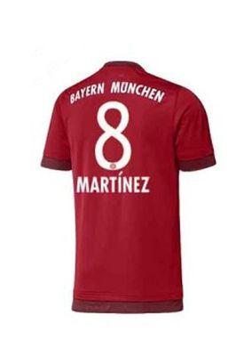 adidas FC BAYERN MÜNCHEN Trikot Home Kinder 2015 / 2016 - MARTINEZ 8