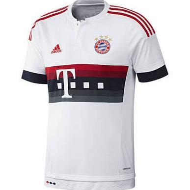 adidas FC BAYERN MÜNCHEN Trikot Away Herren 2015 / 2016