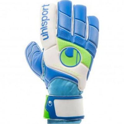 uhlsport FANGMASCHINE SOFT BLUE TW-Handschuh – Bild 1