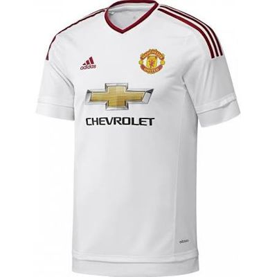 adidas MANCHESTER UNITED Trikot Away Kinder 2015 / 2016