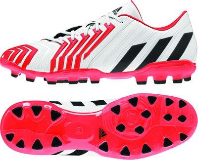 adidas PREDATOR Absolion Instinct AG weiß/rot