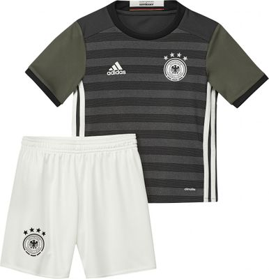 adidas DFB DEUTSCHLAND Mini Kit Away EURO 2016
