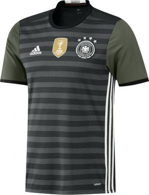 adidas DFB DEUTSCHLAND Trikot Away Authentic Herren EURO 2016