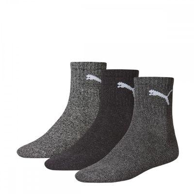 puma CREW Socken anthrazit-grau