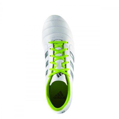 adidas GLORO 16.2 FG weiß-metallic-neongrün – Bild 2