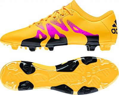 adidas X 15.2 FG/AG orange-pink – Bild 1
