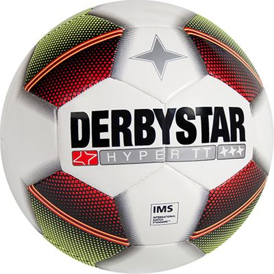 derbystar HYPER TT Gr.5 weiß-gelb-rot