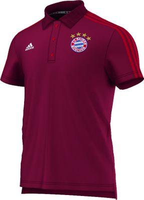 adidas FC BAYERN MÜNCHEN Poloshirt Herren – Bild 1