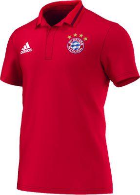 adidas FC BAYERN MÜNCHEN Poloshirt Herren