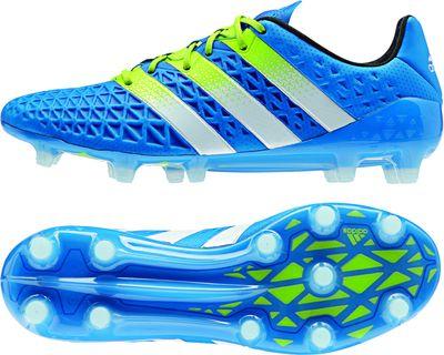 adidas ACE 16.1 FG/AG blau-grün – Bild 1
