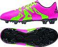 adidas X 15.3 FG/AG Kinder pink 001