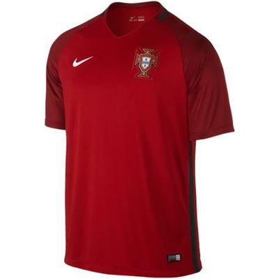 nike PORTUGAL Trikot Home Herren EURO 2016