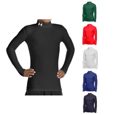 under armour KOMPRESSIONSSHIRT Youth ColdGear® für Winter