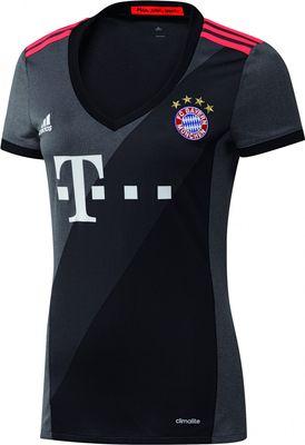 adidas FC BAYERN MÜNCHEN Trikot Away Frauen 2016 / 2017 – Bild 1