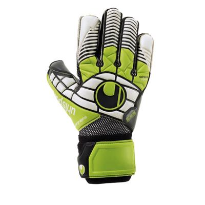 uhlsport ELIMINATOR SUPER GRAPHIT TW-Handschuh schwarz-grün-weiß – Bild 1