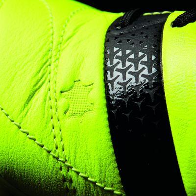 adidas ACE 16.1 FG Leder solargelb – Bild 3