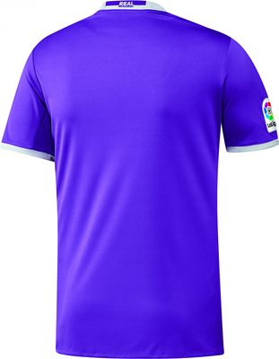 adidas REAL MADRID Trikot Away Kinder 2016 / 2017 – Bild 2