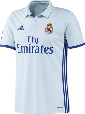 adidas REAL MADRID Trikot Home Kinder 2016 / 2017 – Bild 1