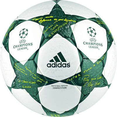 adidas FINALE 16 COMPETITION Champions League 2016 / 2017