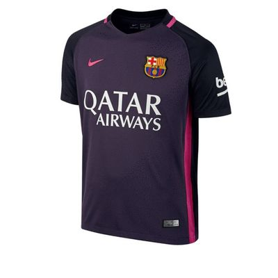 nike FC BARCELONA Trikot Away Kinder 2016 / 2017