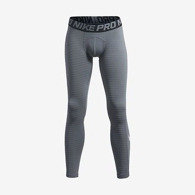 nike COMPRESSION HOSE Kinder grau